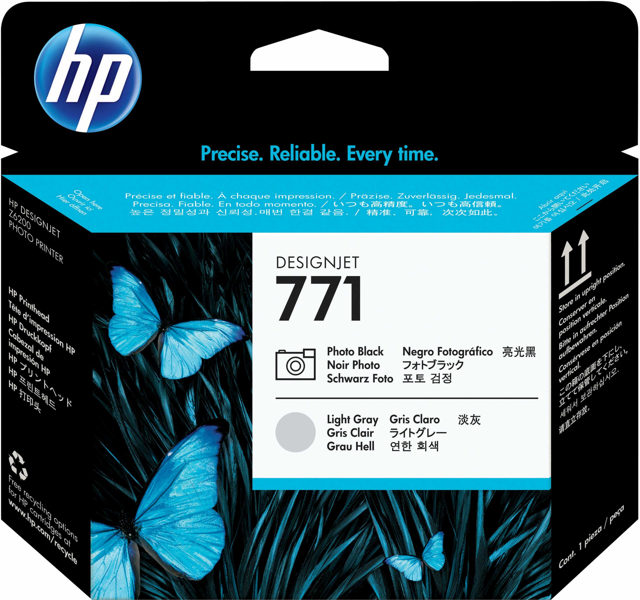 HP 771 głowica do drukarki Atramentowa