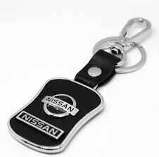 KeyChain Ltd. Brelok metal i skóra (3) - Nissan