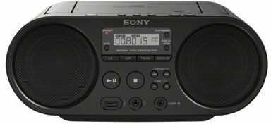 Radioodtwarzacz SONY ZS-PS50B Czarny>>Teraz w zestawie do 70% TANIEJ. Sprawdź!