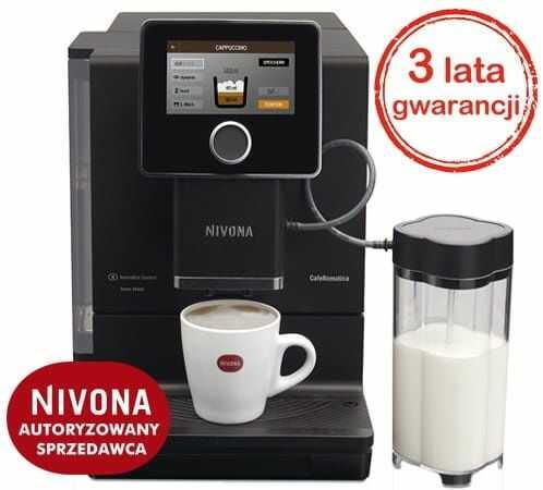 Ekspres do kawy NIVONA CafeRomatica 960 - Czarny
