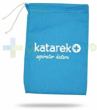 Woreczek bawełniany na aspirator Katarek Plus 1 sztuka