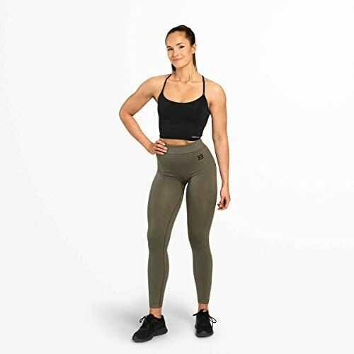 Better Bodies spodnie damskie Rockaway Tights zielony zielony X-S