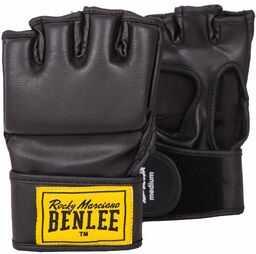 BENLEE Rocky Marciano Rękawice bokserskie Bronx, czarne, XL
