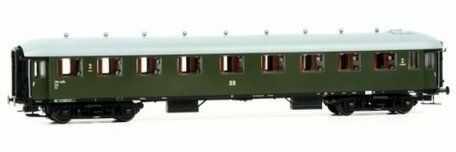 Wagon pasażerski B4 p 204-405 Exact Train