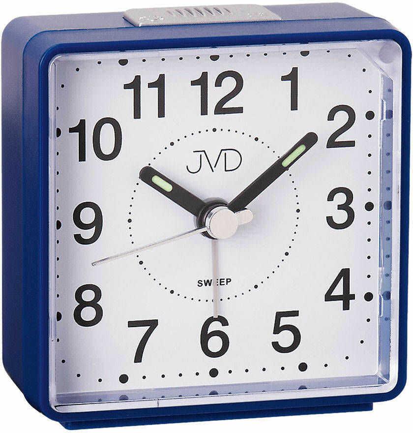 Budzik JVD SRP26.4 Płynący sekundnik