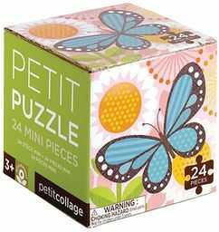 Petit Collage Petit Puzzle Motyl