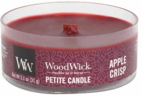 WoodWick - Świeca Petite Apple Crisp 15h