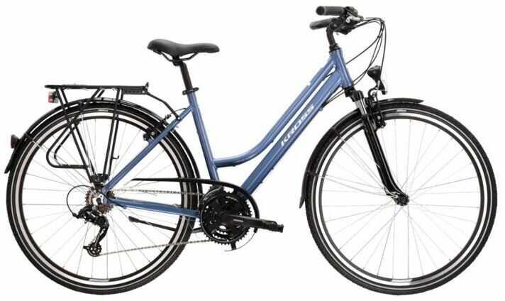 Rower Kross Trans 2.0 28 R15 S Da 2021 nie-bia poł
