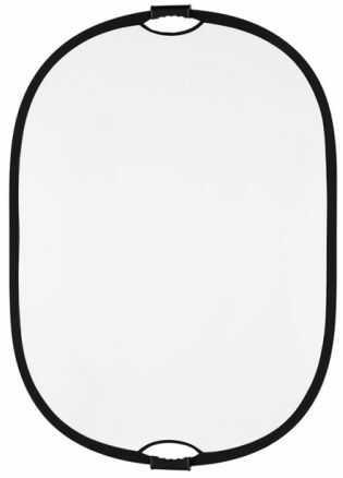 Quadralite Reflector Transparent - blenda dyfuzyjna z uchwytem, 90x120cm Quadralite Reflector Transparent 90x120cm