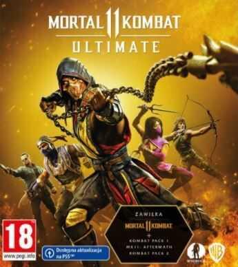 Mortal Kombat 11 Ultimate Edition (PC) Klucz Steam