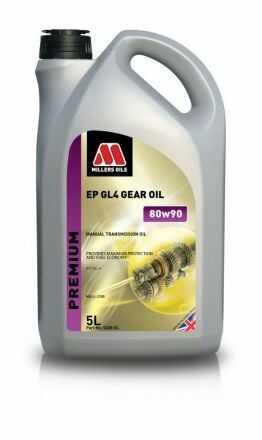 Millers Oils EP GL4 80W90 5l