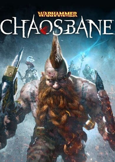 Warhammer: Chaosbane PL (Digital - klucz Steam)