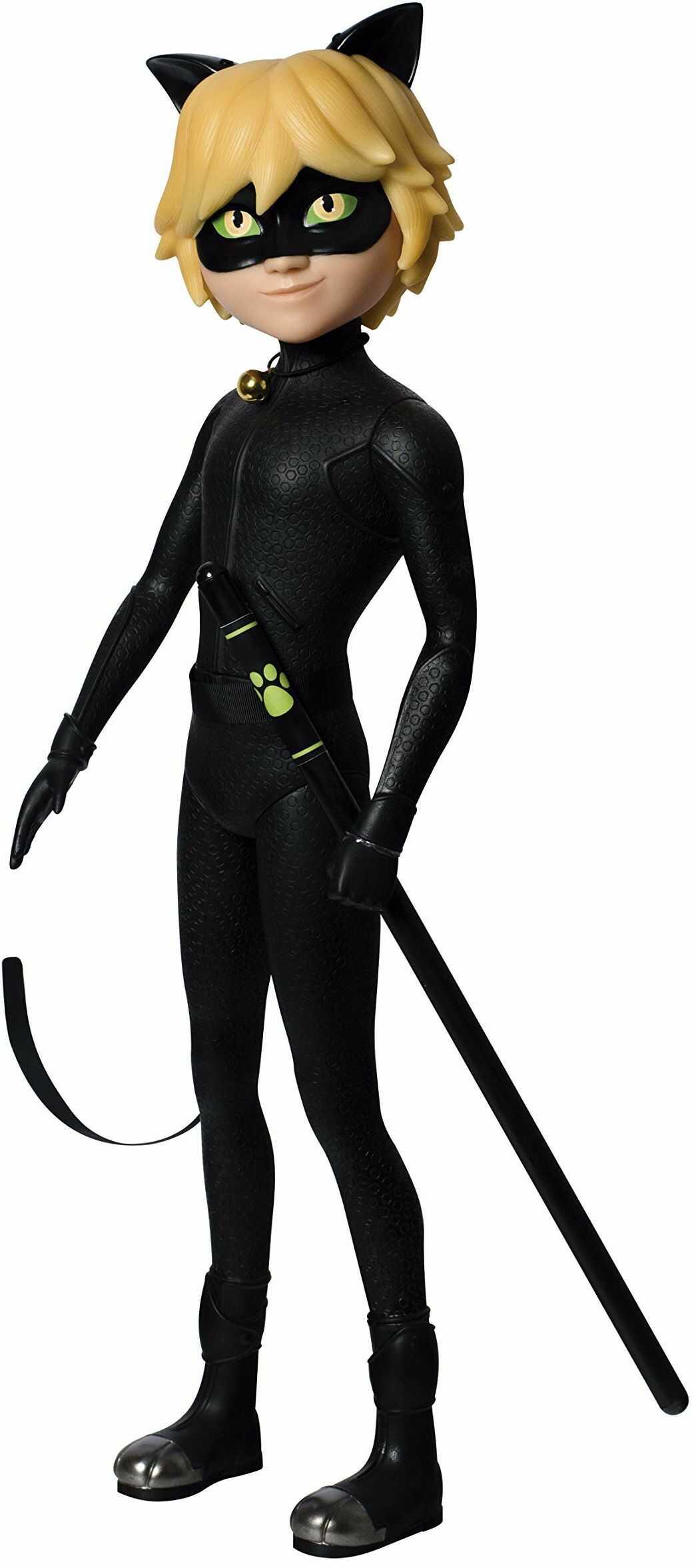 Dujardin zabawka Miraculous kot, czarna