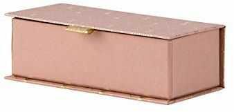 Rössler Papier Pudełko, różowe, jeden rozmiar