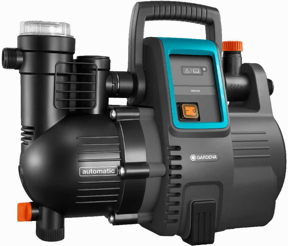 Gardena 5000/5E 19080-20 - Smart hydrofor elektroniczny