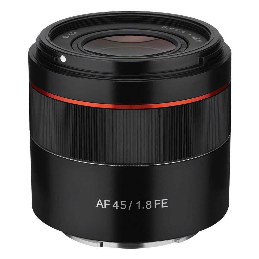 Obiektyw Samyang AF 45mm F1,8 Sony E