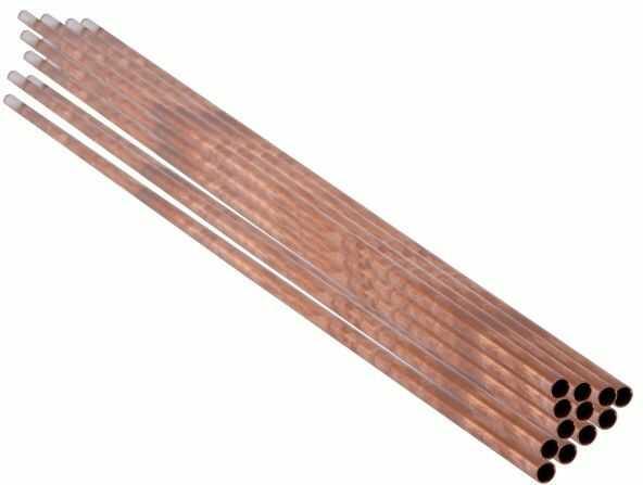 Rura miedziana Hutmen fi 28 mm 2,5 m