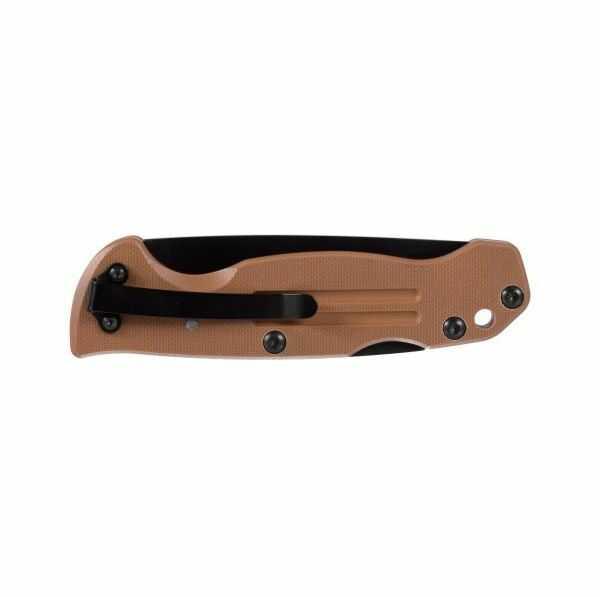 Nóż Elite Force EF 165 brązowy
