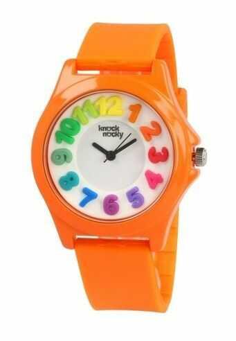 Zegarek Knock Nocky RB3921009 Rainbow - CENA DO NEGOCJACJI - DOSTAWA DHL GRATIS, KUPUJ BEZ RYZYKA - 100 dni na zwrot, możliwość wygrawerowania dowolnego tekstu.