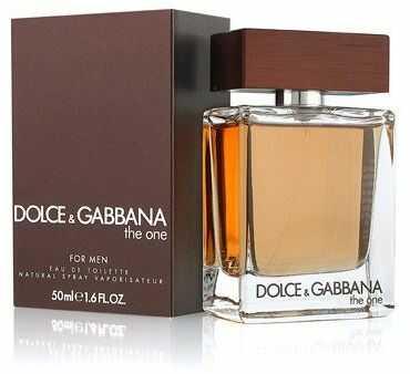 Dolce & Gabbana The One for Men 50ml woda toaletowa [M]