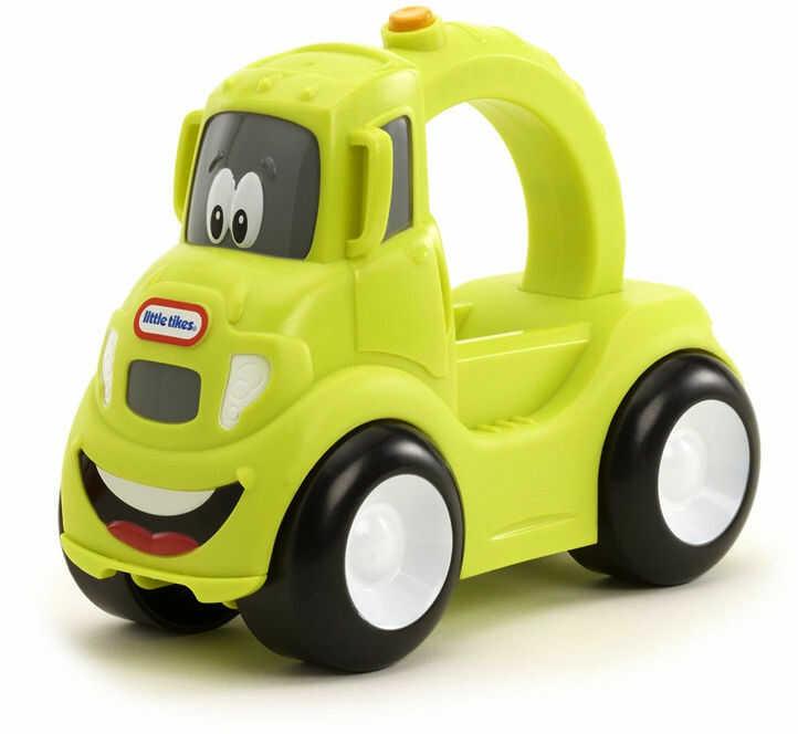 Little Tikes - Handle Haulers Ciężarówka Carey z uchwytem i dżwiękami 636134