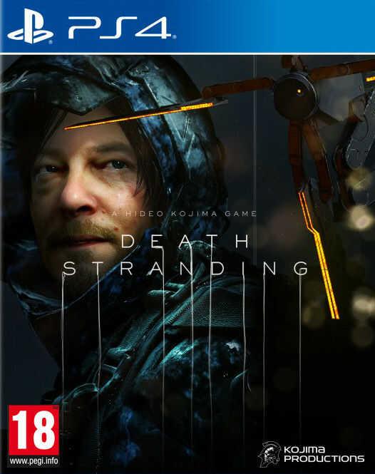 Death Stranding PL (PS4)