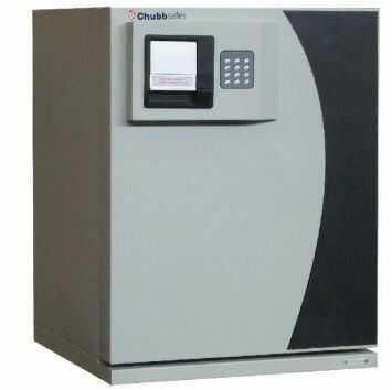 Szafa ognioodporna DataGuard Size 80 E - zamek elektroniczny