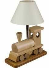 Lampa dziecięca stołowa Lokomotywa