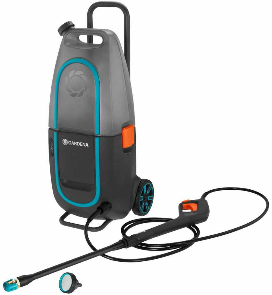 Gardena AquaClean Li-40/60 9341-55 - Akumulatorowa myjka wysokociśnieniowa
