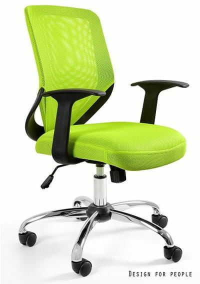 Fotel Biurowy Unique MOBI zielony