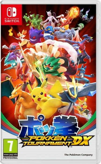 Gra Pokkén Tournament DX (Nintendo SWITCH)