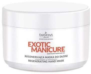 FARMONA Exotic Manicure Regenerująca Maska Do Dłoni