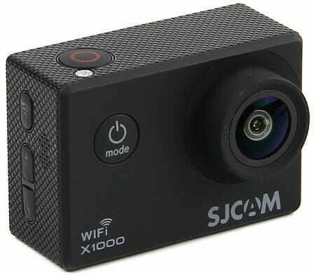 Kamera sportowa X1000 WiFi - SJCAM