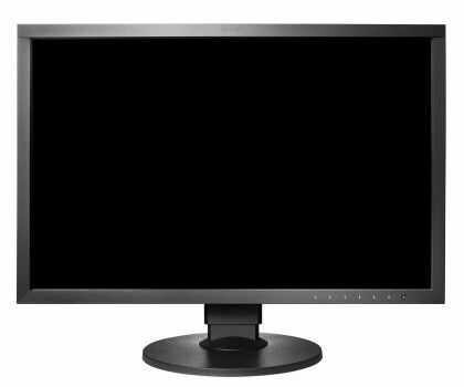 """EIZO Monitor LCD 24,1"""" CG2420-BK, ColorEdge, kalibracja sprzętowa, zintegrowany kalibrator, czarny. - Certyfikaty Rzetelna Firma i Adobe Gold Reseller"""