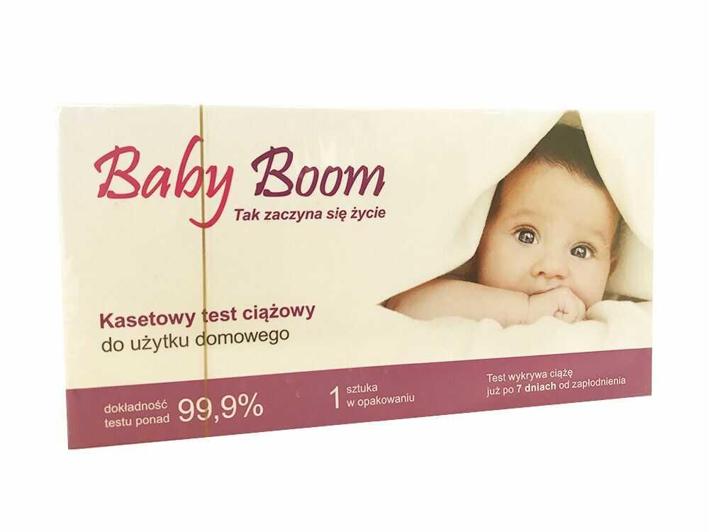 Test ciążowy Baby Boom
