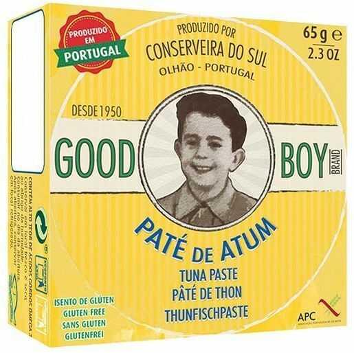 Pate z tuńczyka Good Boy 65g