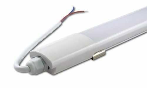Lampa natynkowa LED 120 cm 36W IP65 - biała zimna