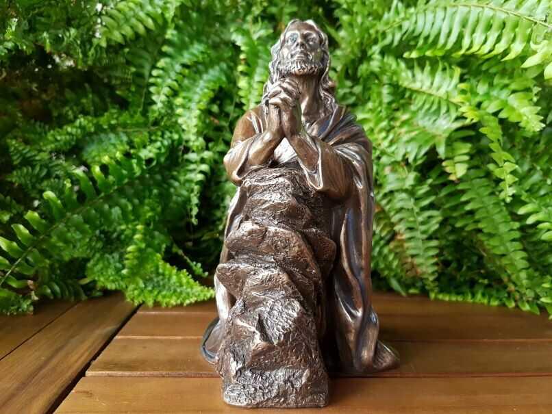 FIGURKA - JEZUS MODLĄCY SIĘ W OGRÓJCU- VERONESE (WU75853A4)