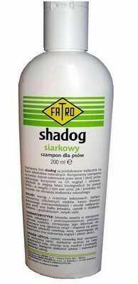 Shadog siarkowy 200 ml
