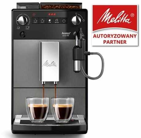Ekspres do kawy Melitta Avanza + Kod rabatowy