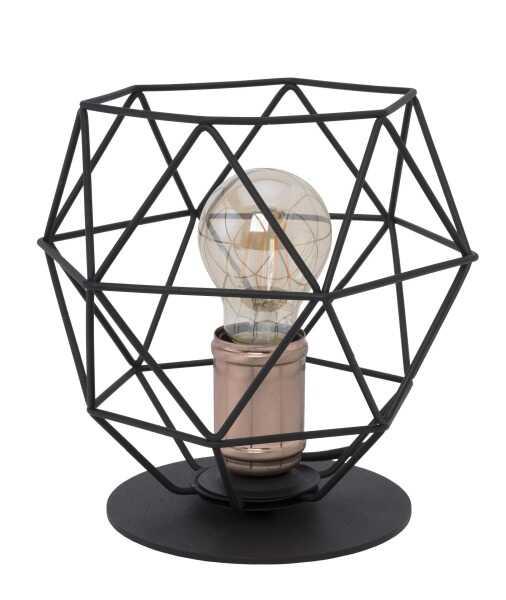 LAMPA BIURKOWA GALAXY CZARNY-MIEDŹ 3061 - TK Lighting // Rabaty w koszyku i darmowa dostawa od 299zł !