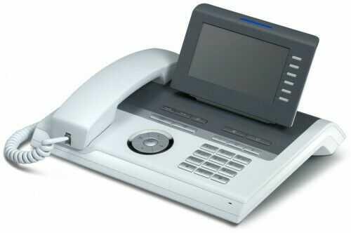 OpenStage 40T Telefon systemowy ICE BLUE - Siemens