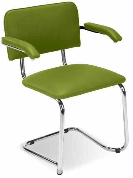 Krzesło Sylwia S Arm chrome