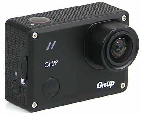 GitUp Kamera sportowa Git2P WiFi - 90  FOV Professional - GitUp
