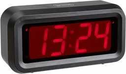 TFA Dostmann 60.2024.10 ROXY cyfrowy budzik, zegar cyfrowy, zegar stołowy (z funkcją drzemki, z funkcją alarmu)