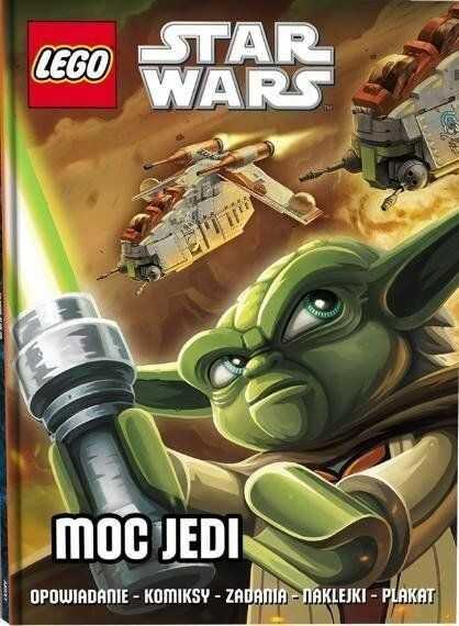 LEGO ® Star Wars. Moc Jedi - Praca zbiorowa