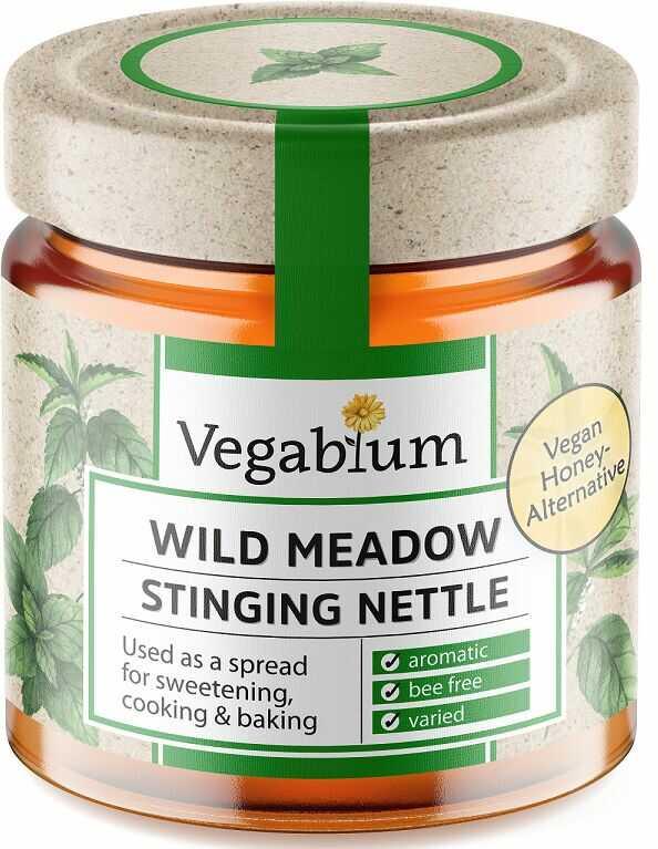Słodzidło wegańskie z pokrzywą bio 225 g - vegablum