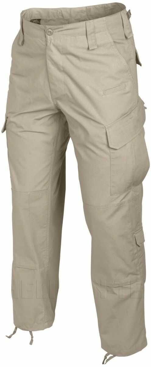 Spodnie Helikon CPU Cotton RipStop Khaki (SP-CPU-CR-13) H