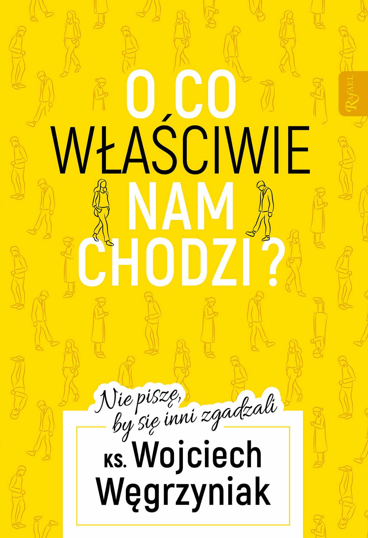 O co właściwie nam chodzi? - ks. Wojciech Węgrzyniak - ebook
