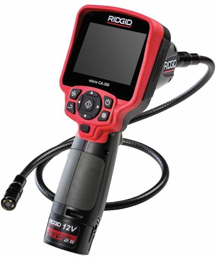 Cyfrowa kamera inspekcyjna micro CA-350